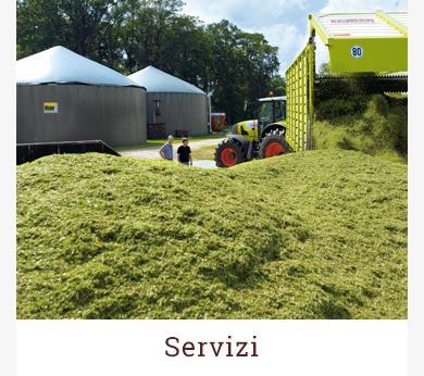 Koster srl servizi energie rinnovabili e impianti Impianto compostaggio Lavorazioni agricole Movimento terra